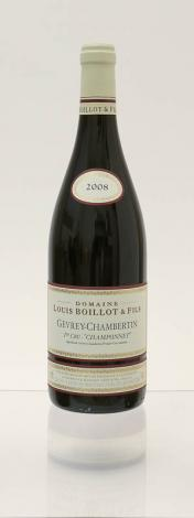 Louis Boillot Gevrey Chambertin Champonnet 1er Cru