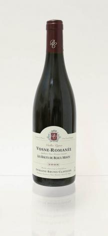 Clavelier Vosne Romanée Les Hauts de Beaux Monts