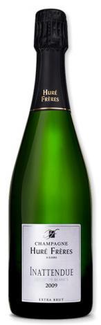 Huré Frères Champagne L'Inattendue Blanc de Blancs