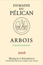 Pelican Arbois Chardonnay en Barbi