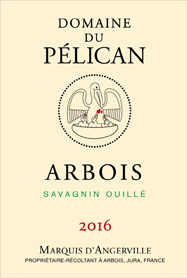 Pelican Arbois Savagnin