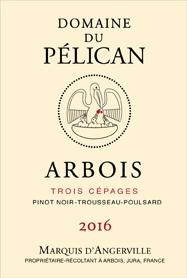 Pelican Arbois Trois Cepages