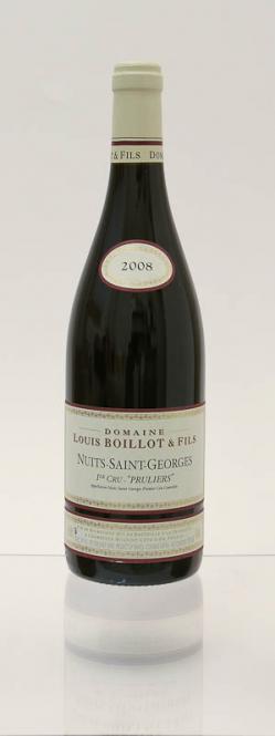 Louis Boillot Nuits Saint Georges Pruliers 1er Cru