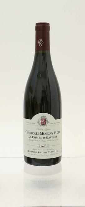 Clavelier Chambolle Musigny La Combe d'Orveaux 1er Cru