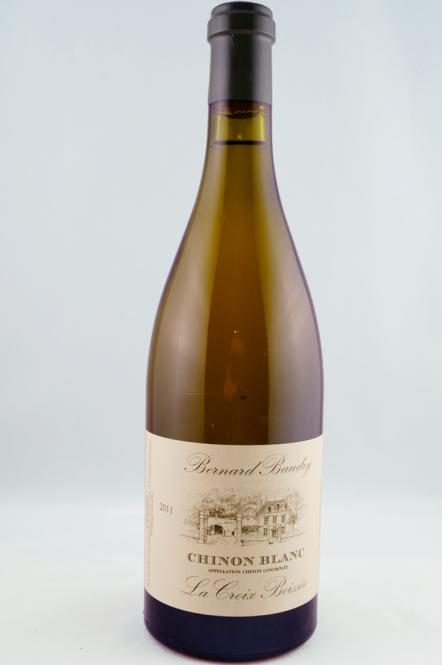 Baudry Chinon Croix Boissee blanc