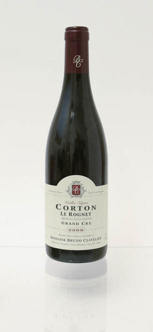 Clavelier Corton Le Rognet Grand Cru