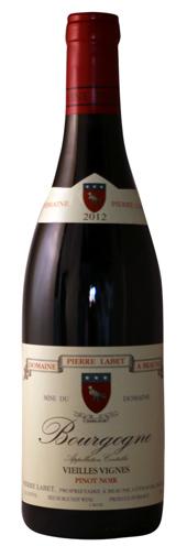 P. Labet Bourgogne Pinot Noir V.V.