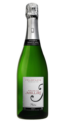 Maillart Champagne Platin Extra brut 1er Cru